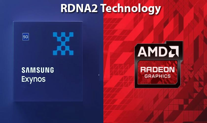 Samsung and AMD to bring RDNA2 technology to Exynos Chip