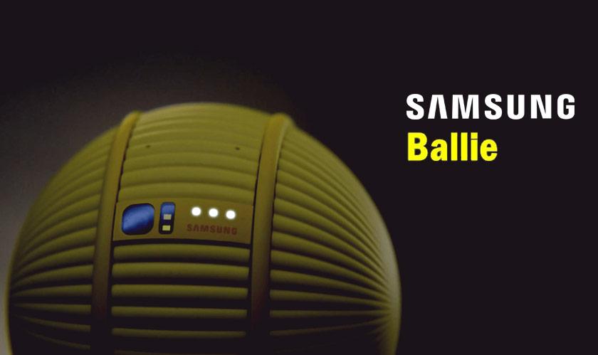 samsung ballie robot