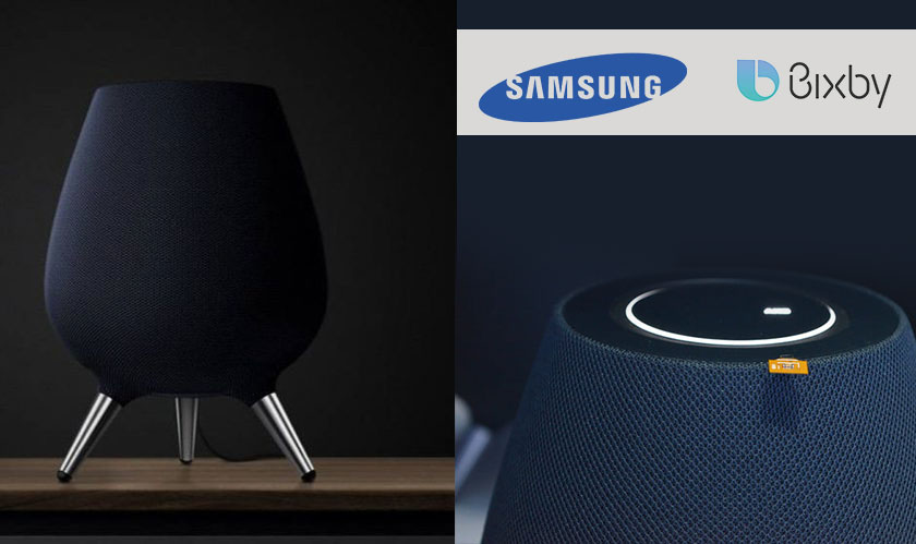 samsung bixby galaxy home speaker