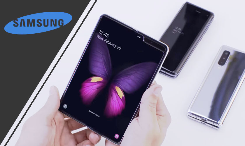 samsung foldable tech google apple