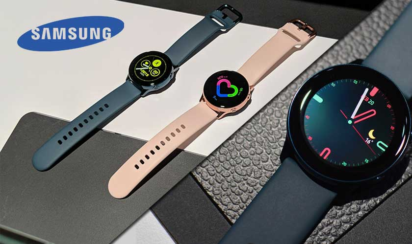 Samsung's Galaxy Watch Active is available for preorders
