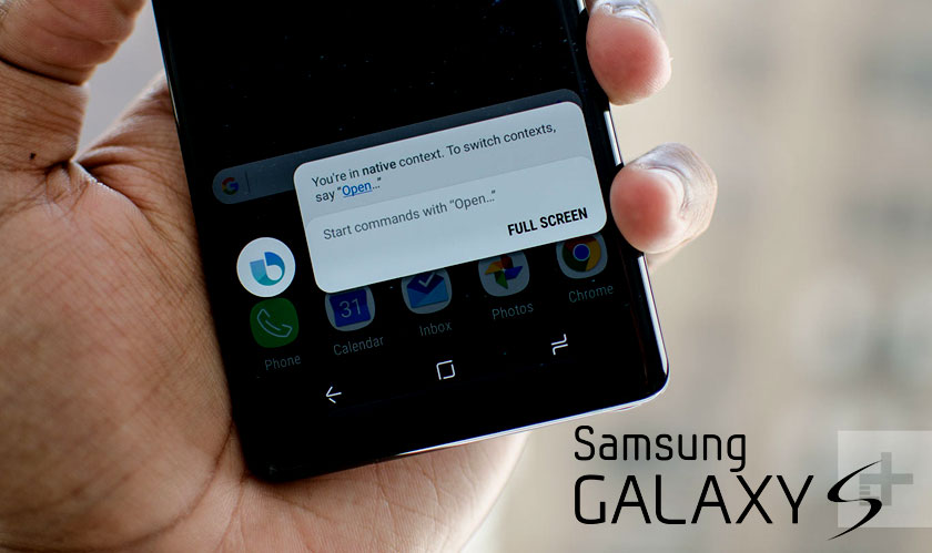 Samsung Galaxy's Future: Palm Reading Phones