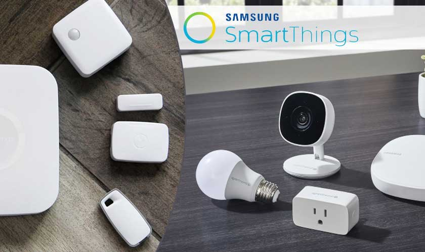 samsung launches new smartthings