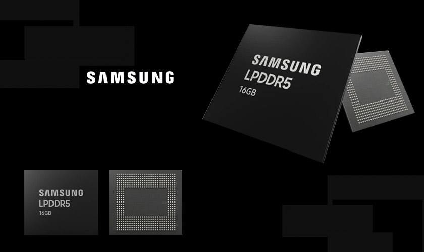 Samsung 16 GB RAM enters mass production