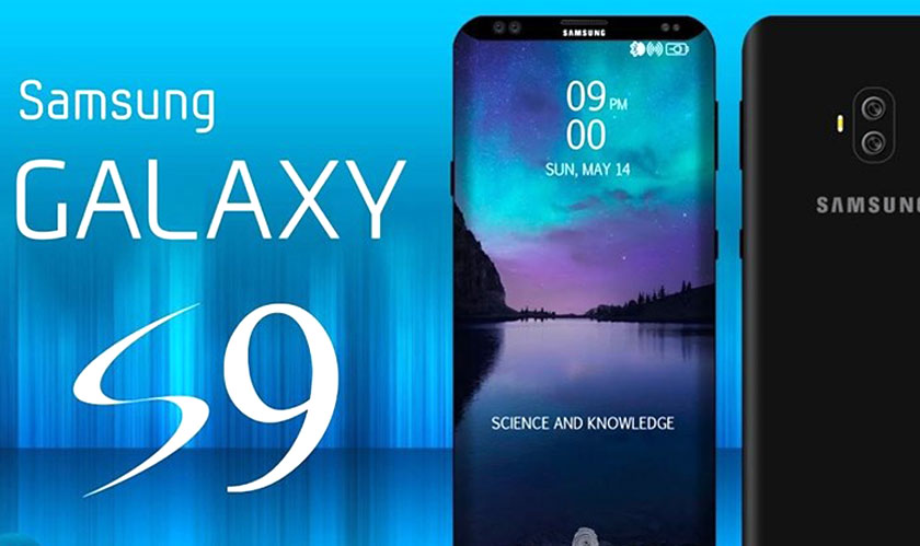 samsung galaxys9 in february