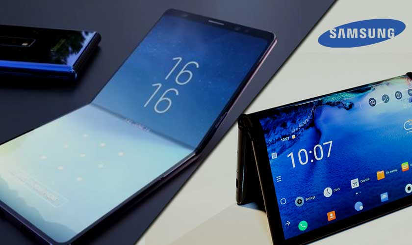 Not one, but two more foldable phones from Samsung?
