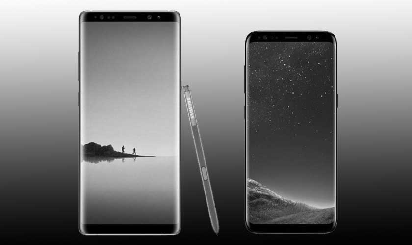 Samsung releases Enterprise Edition for the Note 8
