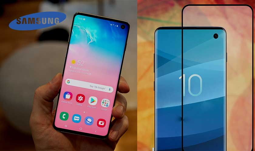 Samsung Galaxy S10 and S10 Plus come with screen protectors