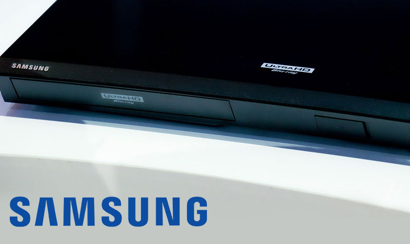 Blu-ray players from Samsung comes to a halt
