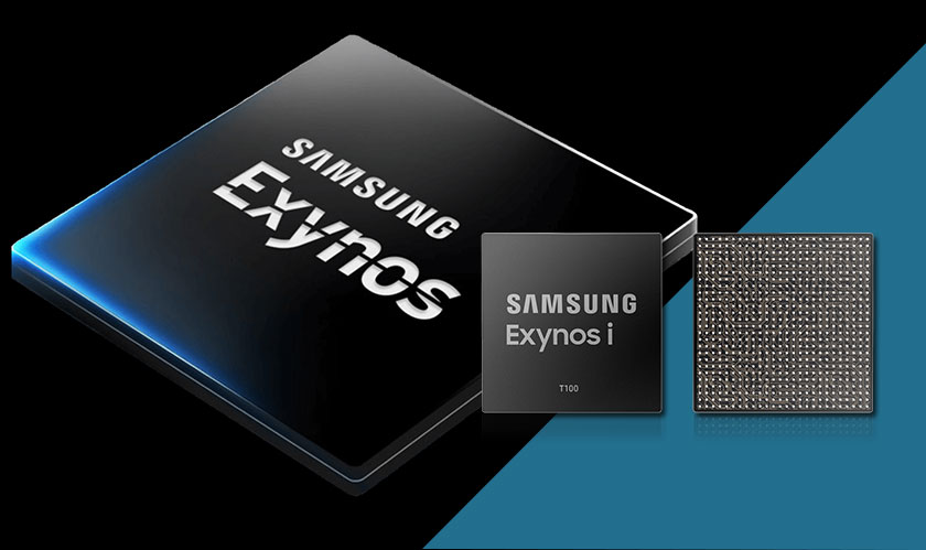 Samsung announces the release of the Exynos iT 100