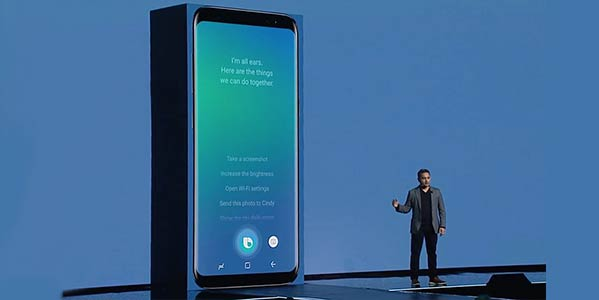Samsung's Galaxy S8 Will Not Have Bixby Voice Support When It Launches
