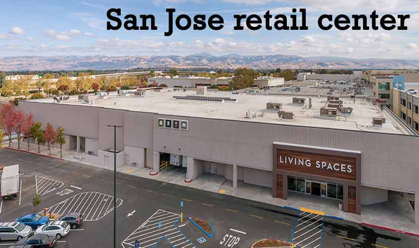 San Jose retail center opening new stores near BART station