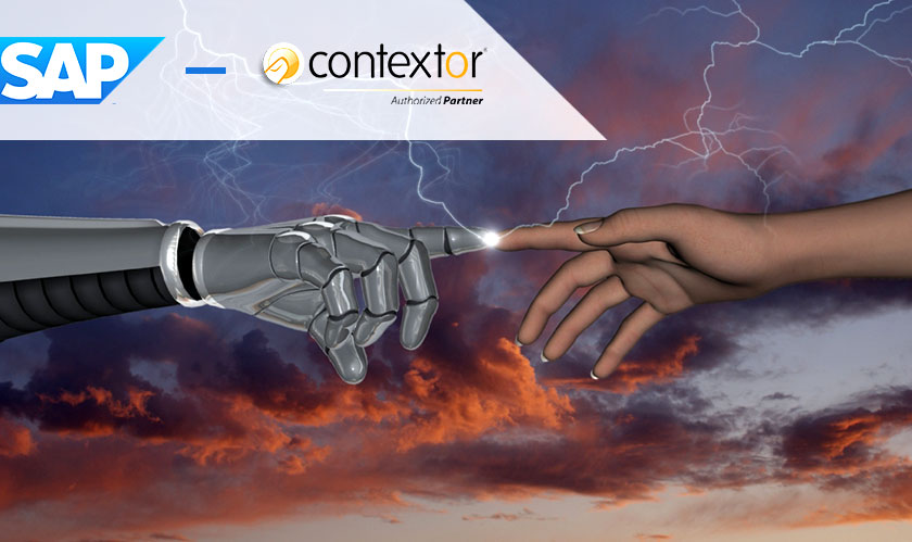 sap acquires contextor