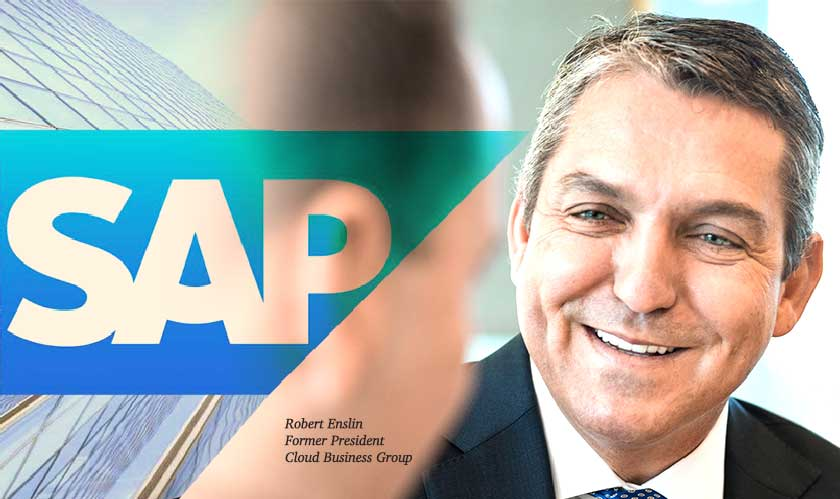 SAP's Cloud boss is leaving the company