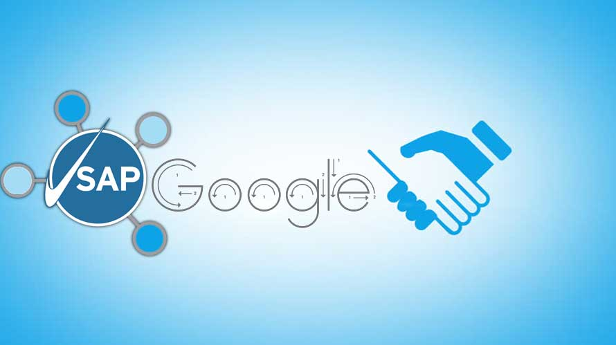SAP expands Google partnership