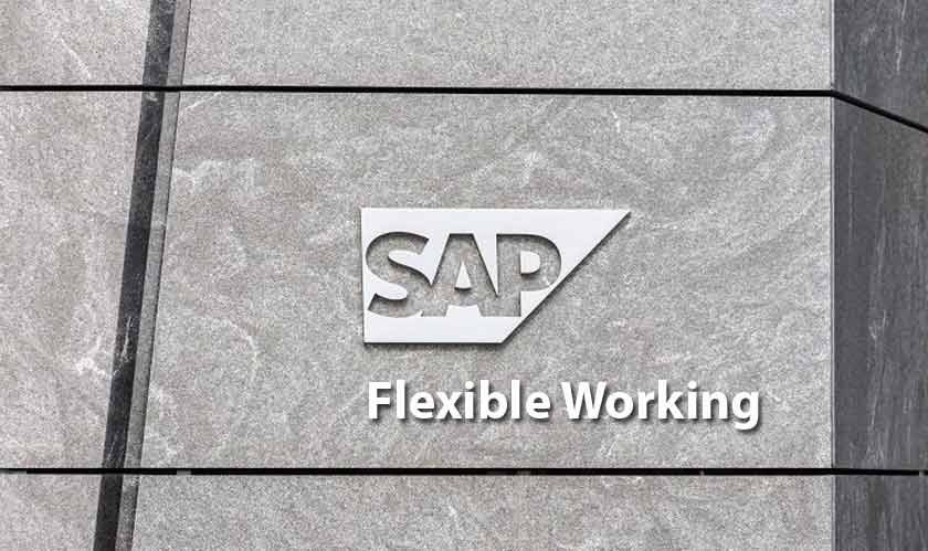 SAP provides flexible working its employees across the world