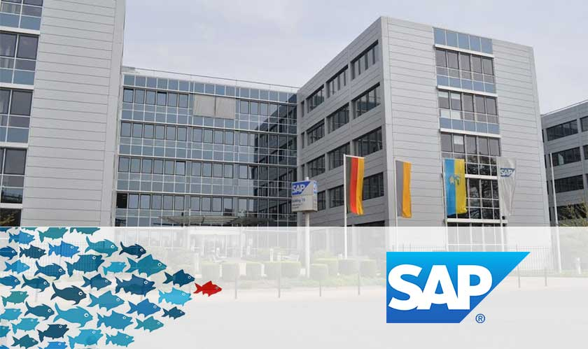 sap sap gartner magic quadrant