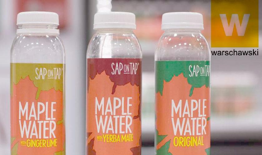 Sap on Tap partners Warschawski to emerge maple tree water space