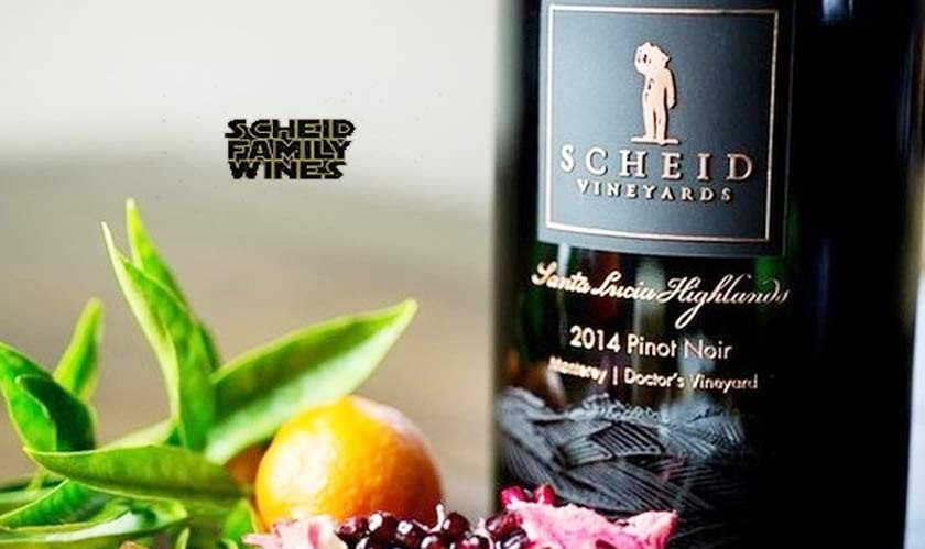 Scheid Family Wines adds a new member to its family