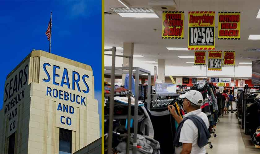Sears to cease its 80 stores by March?