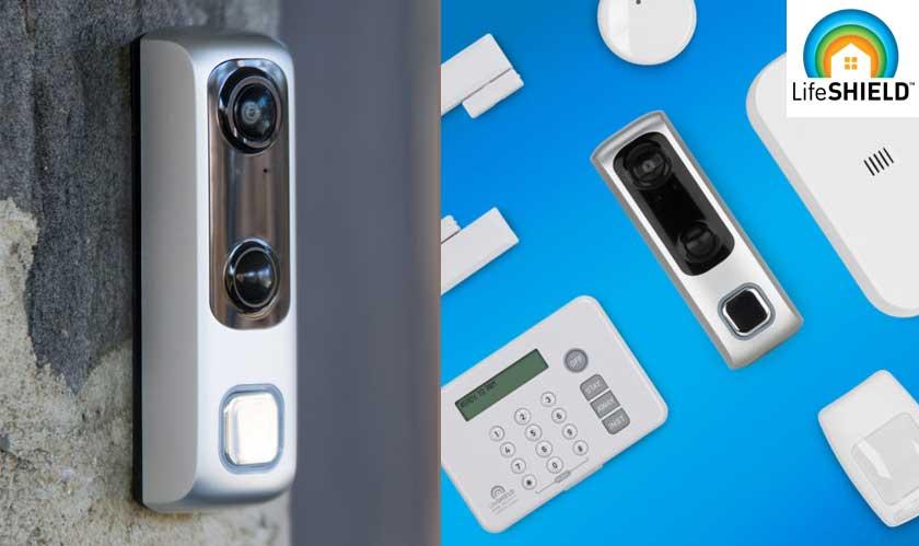 security adt lifeshield doorbell