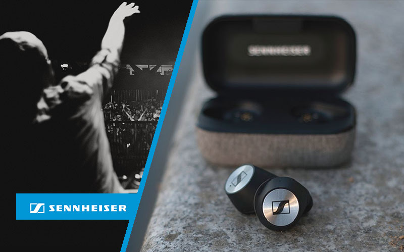 Sennheiser wireless earbuds is a bit dear but can be worth it