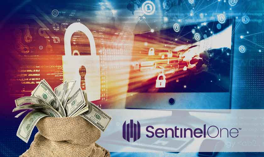 sentinelone raises 120 million