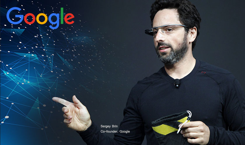 Sergey Brin thinks Google missed the Blockchain bus