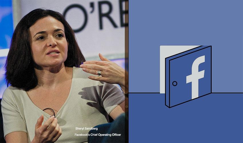 sheryl sandberg facebook data scandal