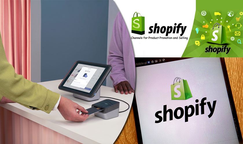 shopify launches new retail hardware