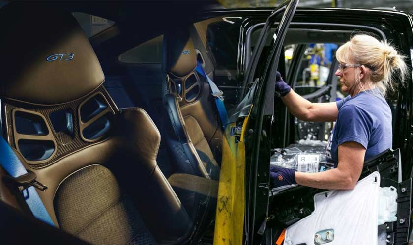 Lack of car seat foam disrupted the global automotive industry