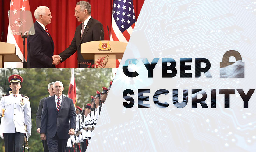 Singapore and US unite on cybersecurity for ASEAN