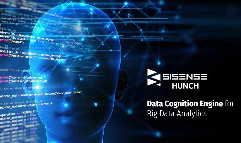 big data sisense announced sisense hunch