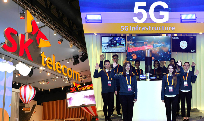 SK Telecom makes the first move in 5G