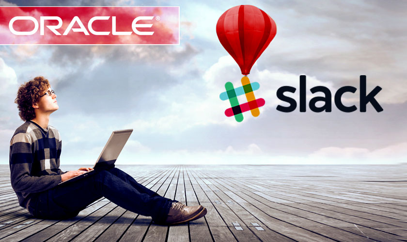 Slack Technologies partners with Oracle to create workplace messaging app