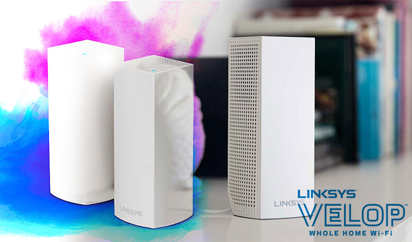 Slower and cheaper version of Linksys Velop router available now