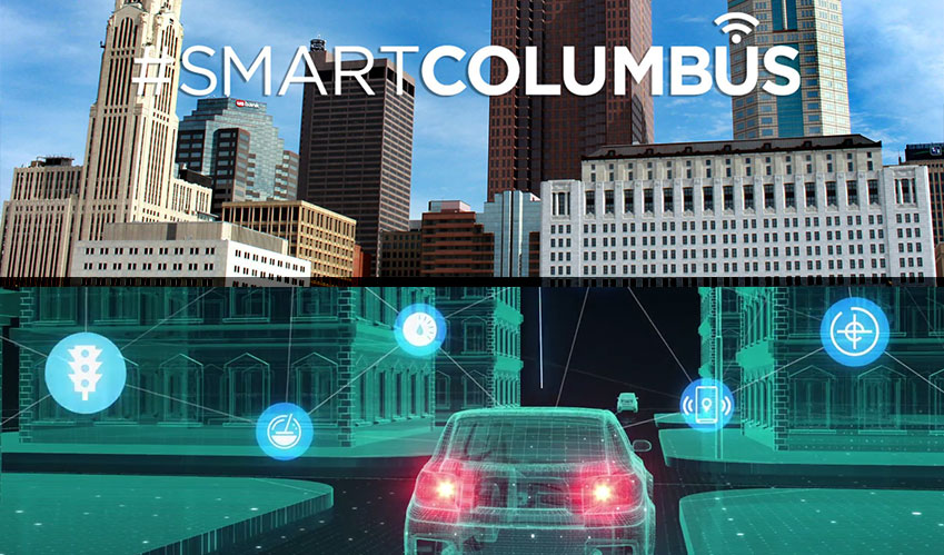 Smart Columbus yearns to drive away traffic free roads and hunger