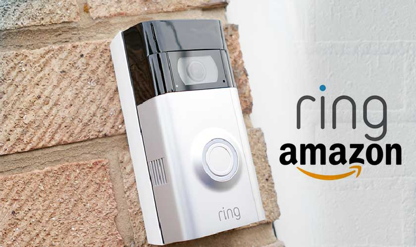 Smart Doorbell maker – Ring acquired by Amazon