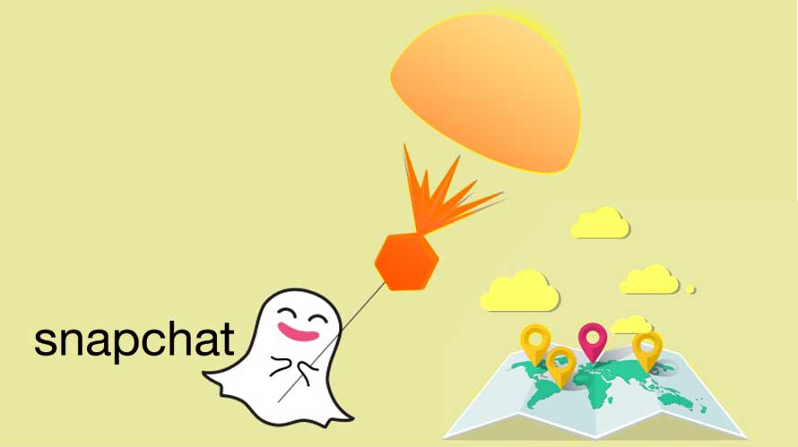 Snap Map one step closer to reality with new patent from Drop