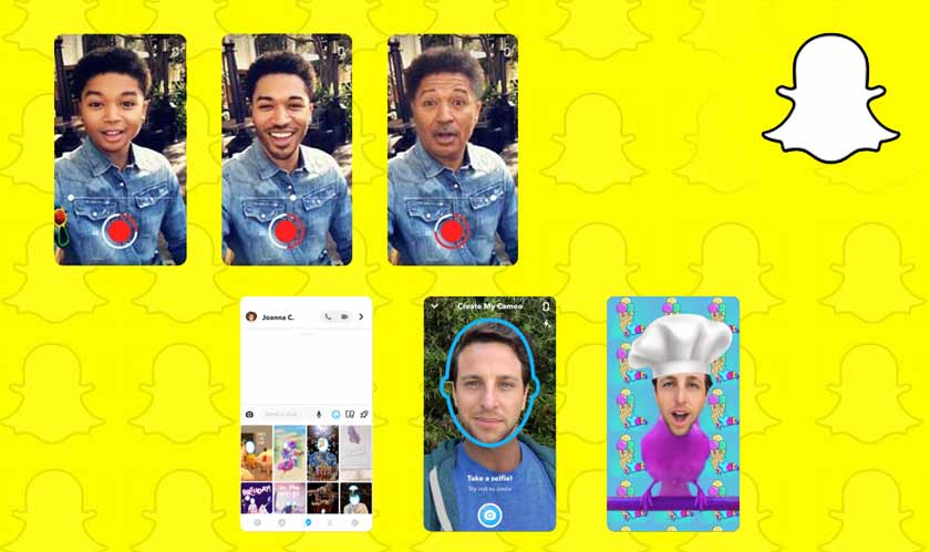 software snapchat procured ai factory