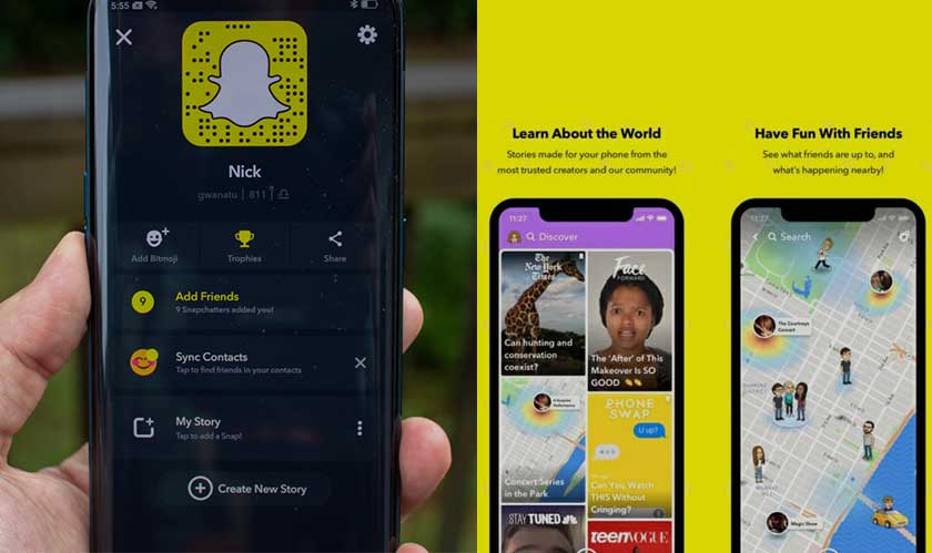 Snapchat comes back stronger on Android