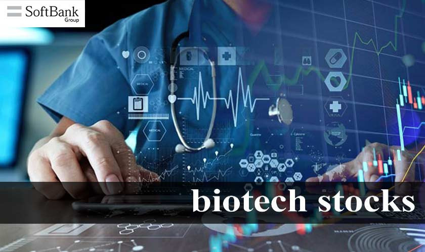 SoftBank to invest billions in Biotechnology-based companies