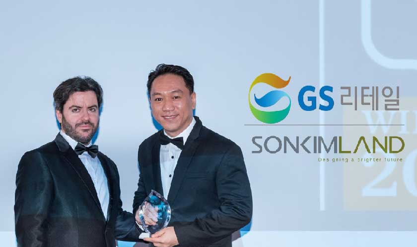 Son Kim Group and GS Retail makes a deal