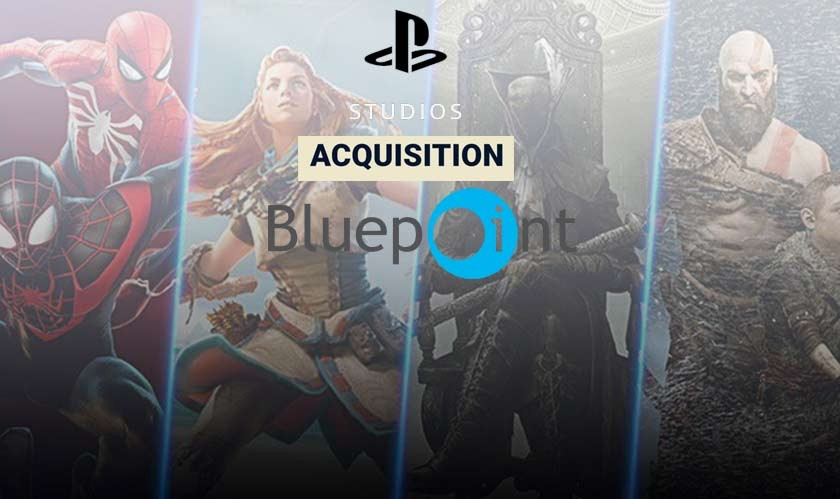 Sony's PlayStation Studios acquires remarkable re-masters and remake studio Bluepoint Games