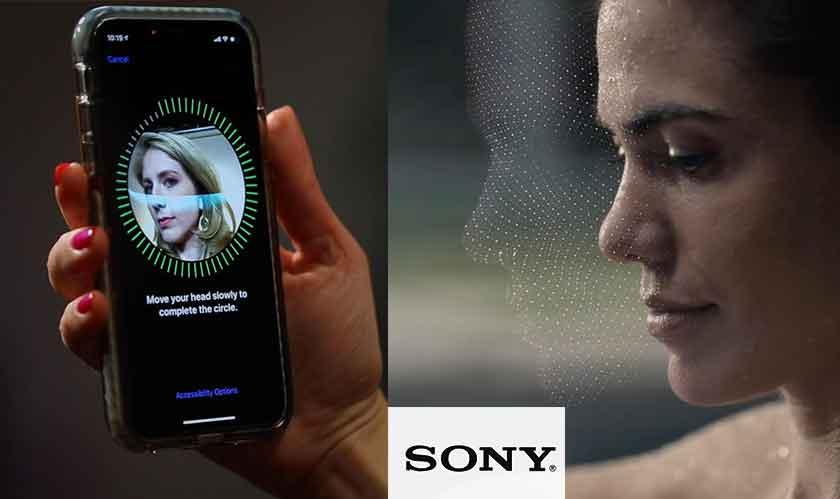 Sony's 3D Cameras will make FaceID better in smartphones