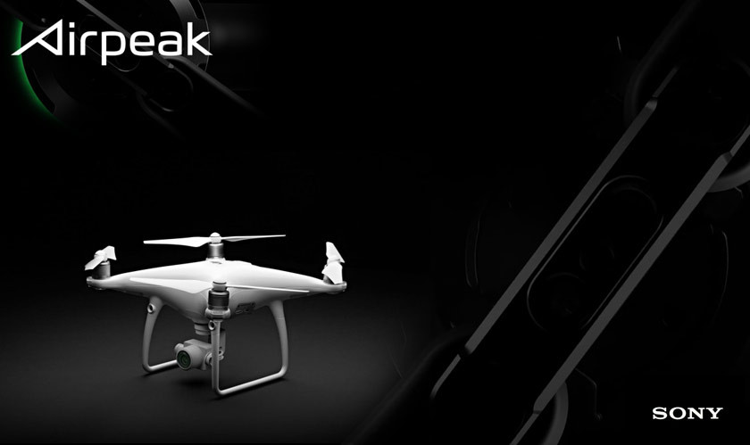 Sony entering the drone market with Airpeak