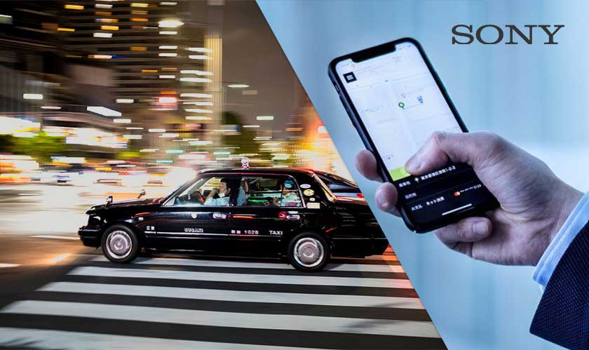 sony launches s ride taxi