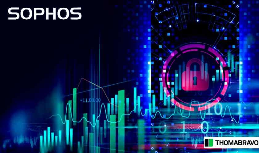 Thoma Bravo plans to buy Sophos for $3.9 billion