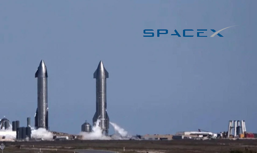 SpaceX test-fires SN10 Starship prototype for the 2nd time