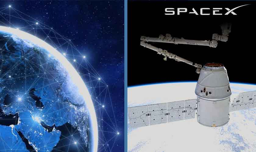 spacex raise 500m for starlink